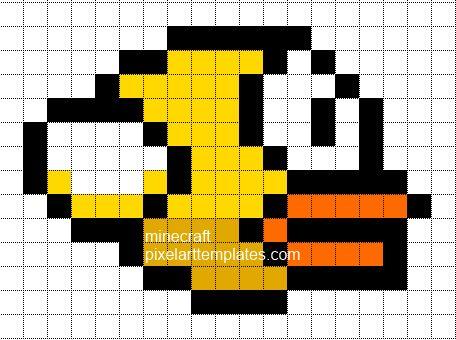 Drawn pixel art minecraft Best Pixel Pinterest Pixel ideas