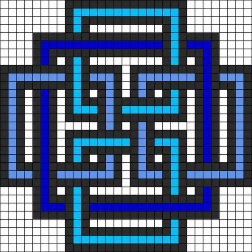 Drawn pixel art minecraft By ⇝ It minecraft We