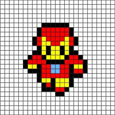 Drawn pixel art minecraft Art DrawingMinecraft pixel Pinterest Art