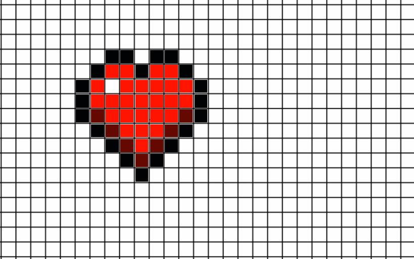 Drawn pixel art minecraft Pixel by pixel DeviantArt kittinzmittinz