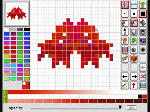 Drawn pixel art minecraft Art more! patrones Opción Pixel