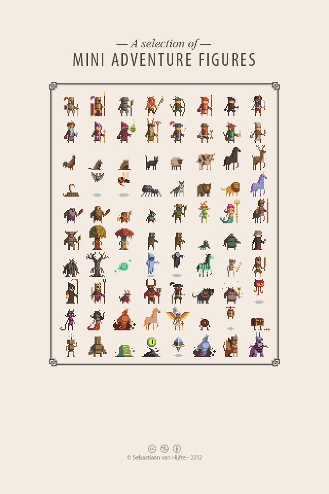 Drawn pixel art mini Much best very images about