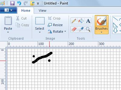 Drawn pixel art ms paint Titled a Pokeball Steps Paint
