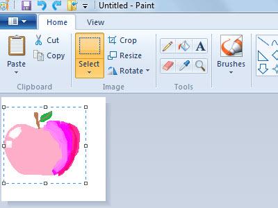 Drawn pixel art ms paint Titled Simple Pixels Steps Paint