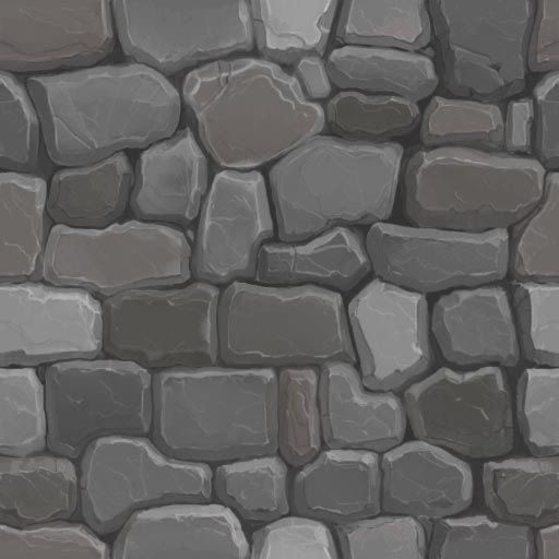 Drawn rock textured Pixel tutorials on this Find