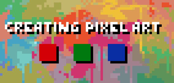 Drawn pixel art pixel eye Pixel Art The Tutorial Forum: