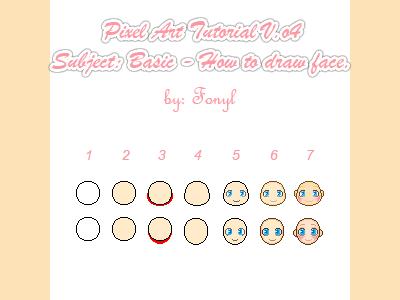 Drawn pixel art pixel icon 264 Draw DeviantArt by face
