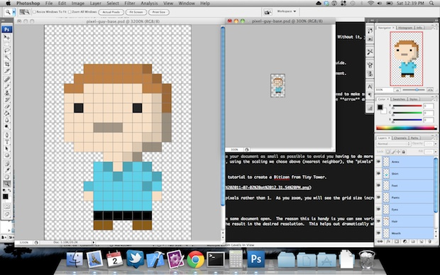 Drawn pixel art pixelated  Pixel pixel Guide: Photoshop