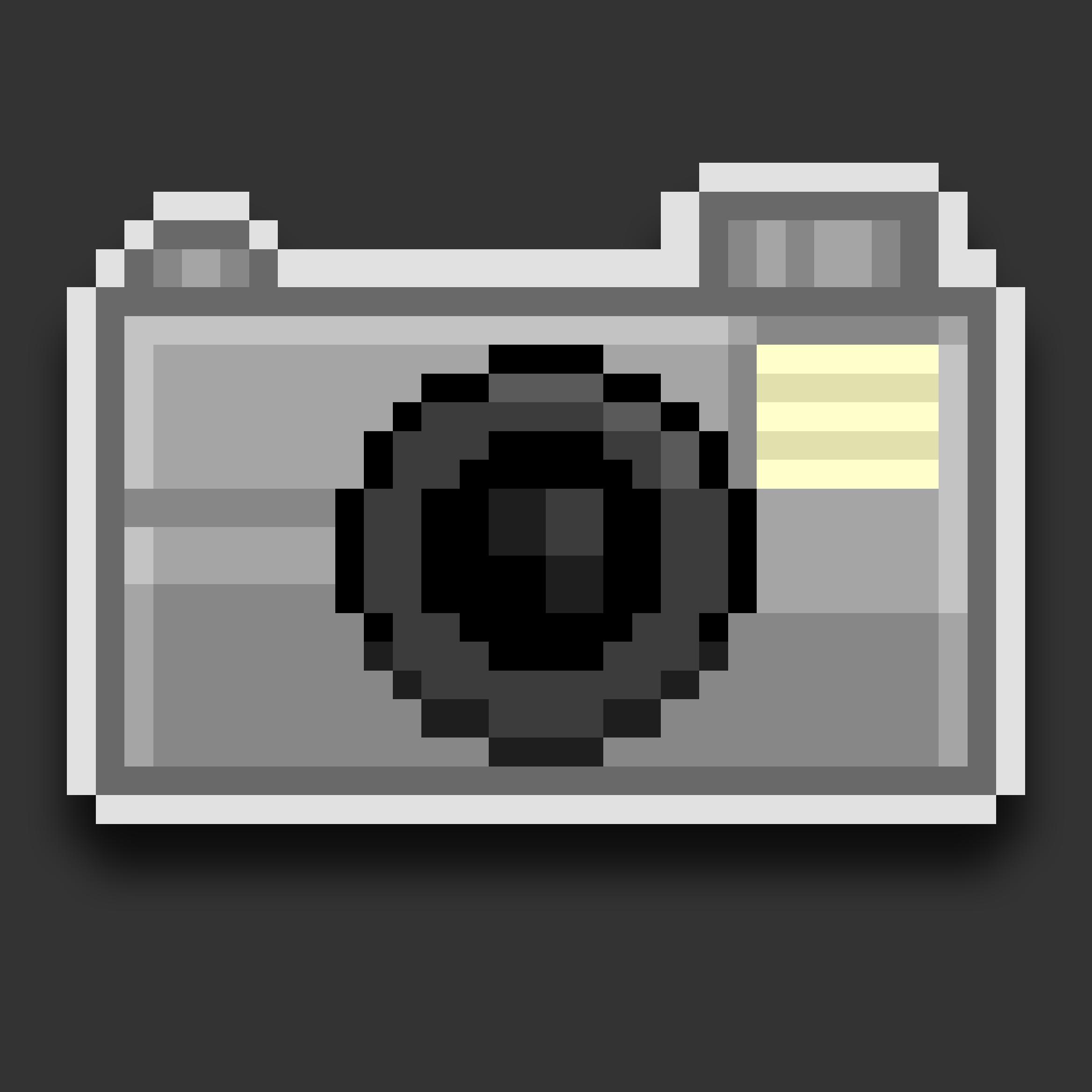 Drawn pixel art pixelated Mac Pixel the Make Make