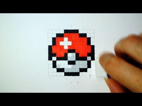 Drawn pokeball pokemon To Art Art Easy draw