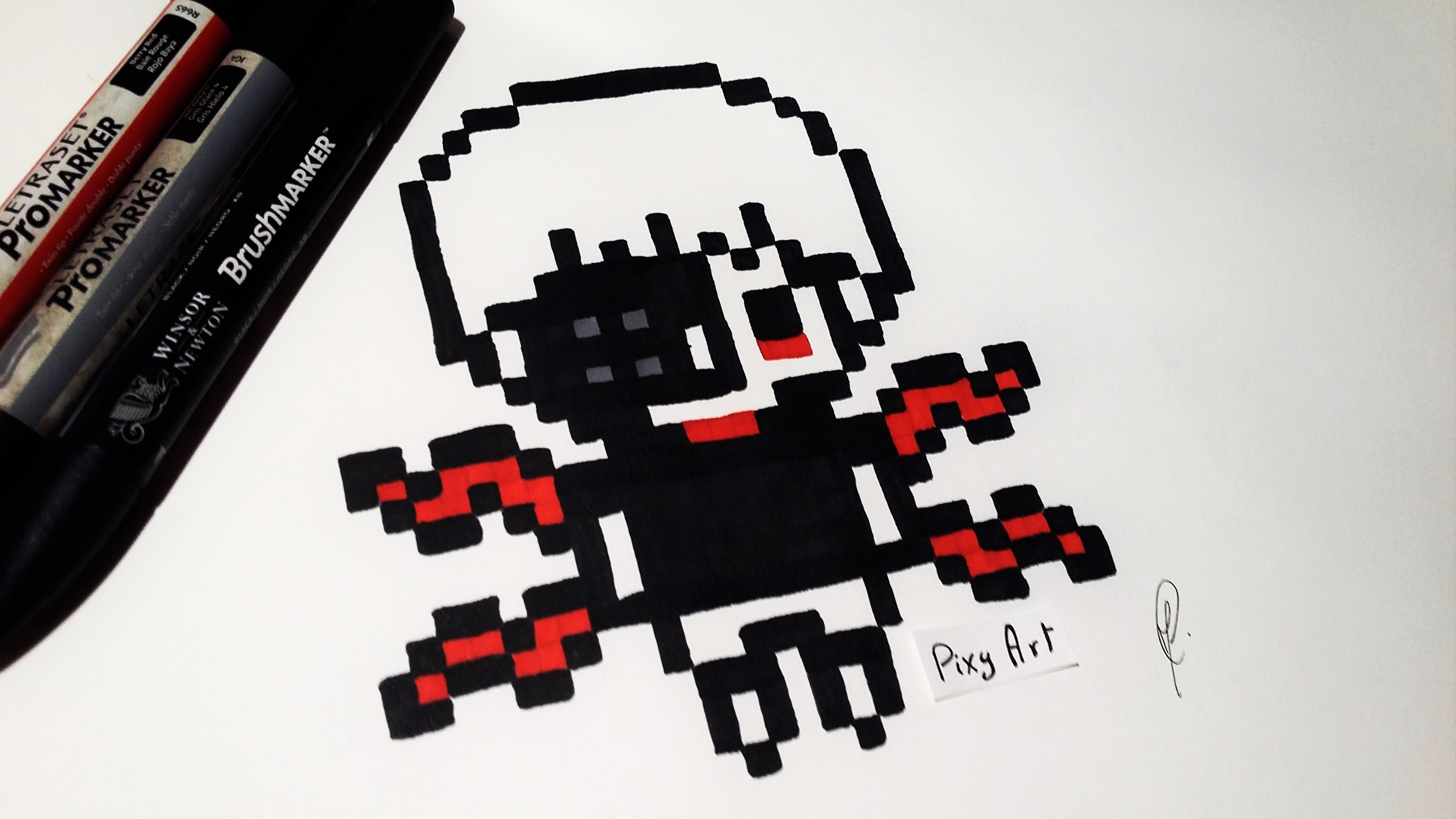 Drawn pixel art poxel Art) YouTube Art) Tokyo Easy