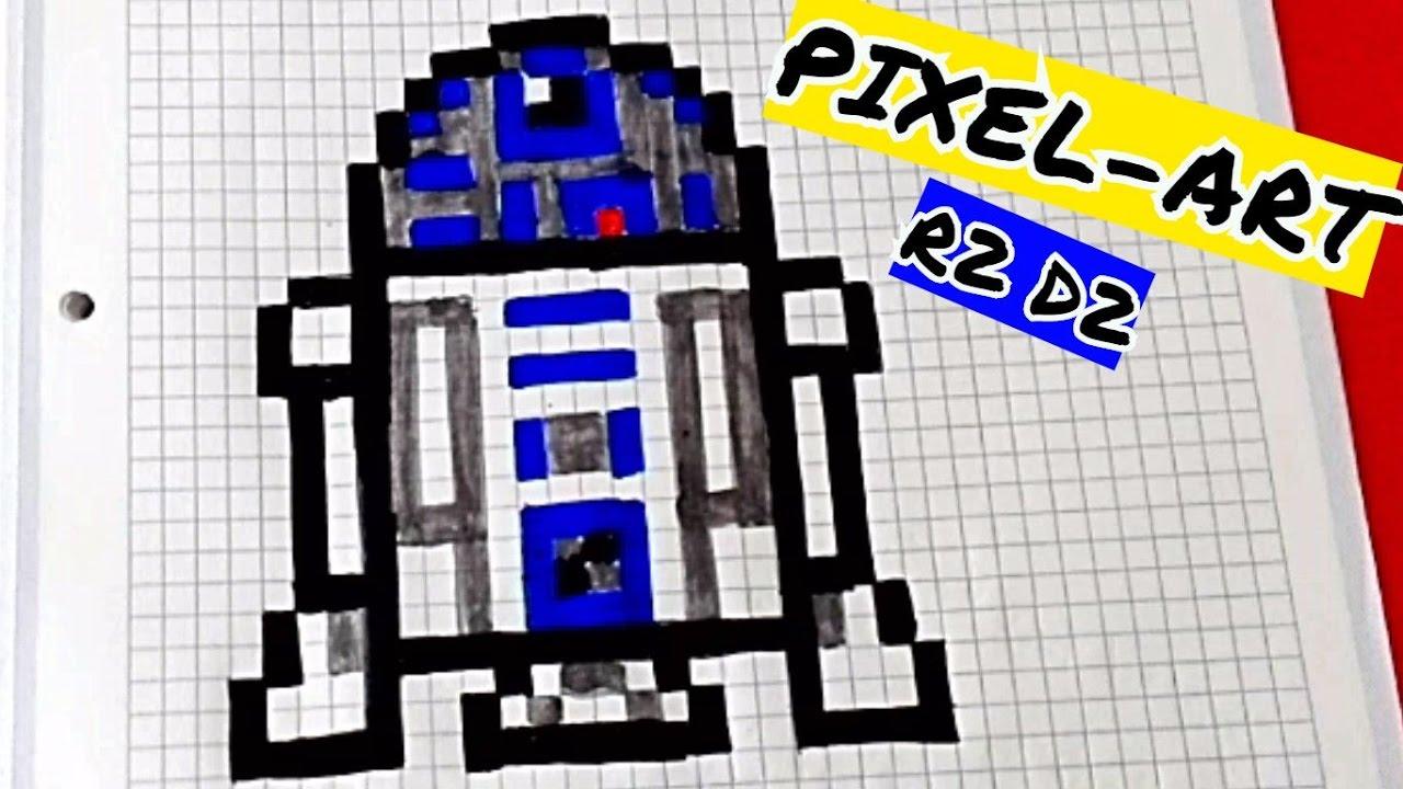 Drawn pixel art poxel Art Como a Draw Art