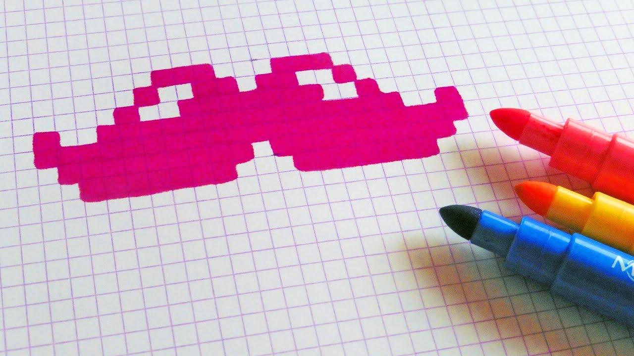 Drawn pixel art poxel #pixelart YouTube #pixelart Handmade How