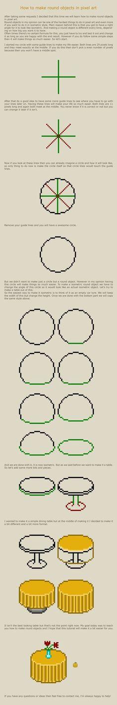 Drawn pixel art professional N How e make Tree
