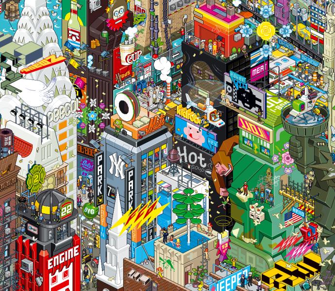 Drawn pixel art retro Games us had Tuts console