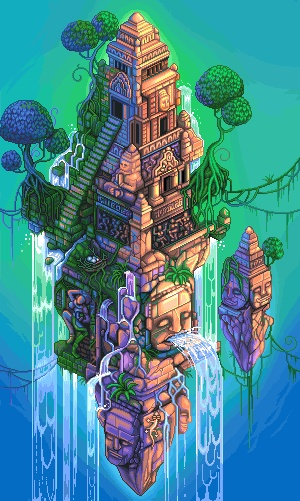 Drawn train pixel art Art on Pixel Pinterest Art