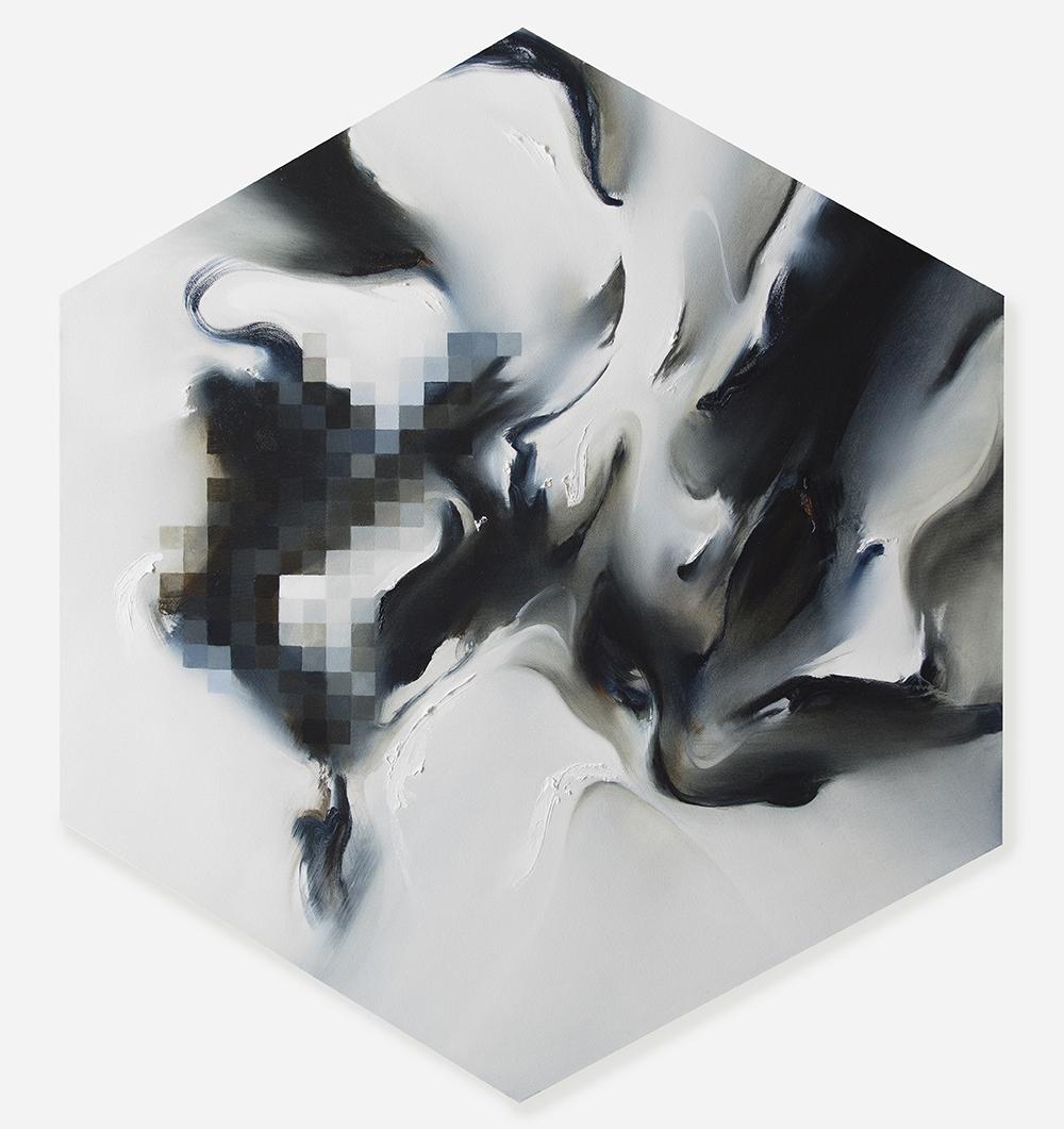 Drawn pixel art simulacrum  Online Bluethumb Sale for