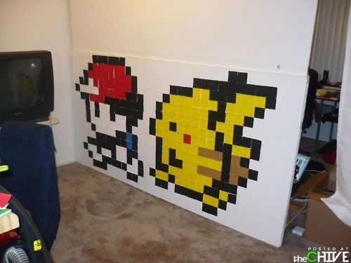 Drawn pixel art sticky note Pixel note Photos) best post