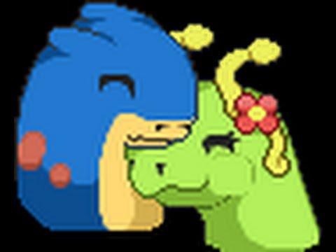 Drawn pixel art wobbuffet Art Art] Pokemon Pixel Art]