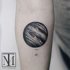 Drawn planet arm Jupiter of plant (page Jupiter