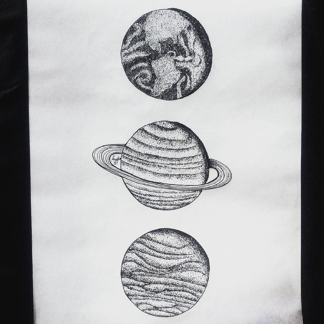 Drawn planet arm tumblr #15