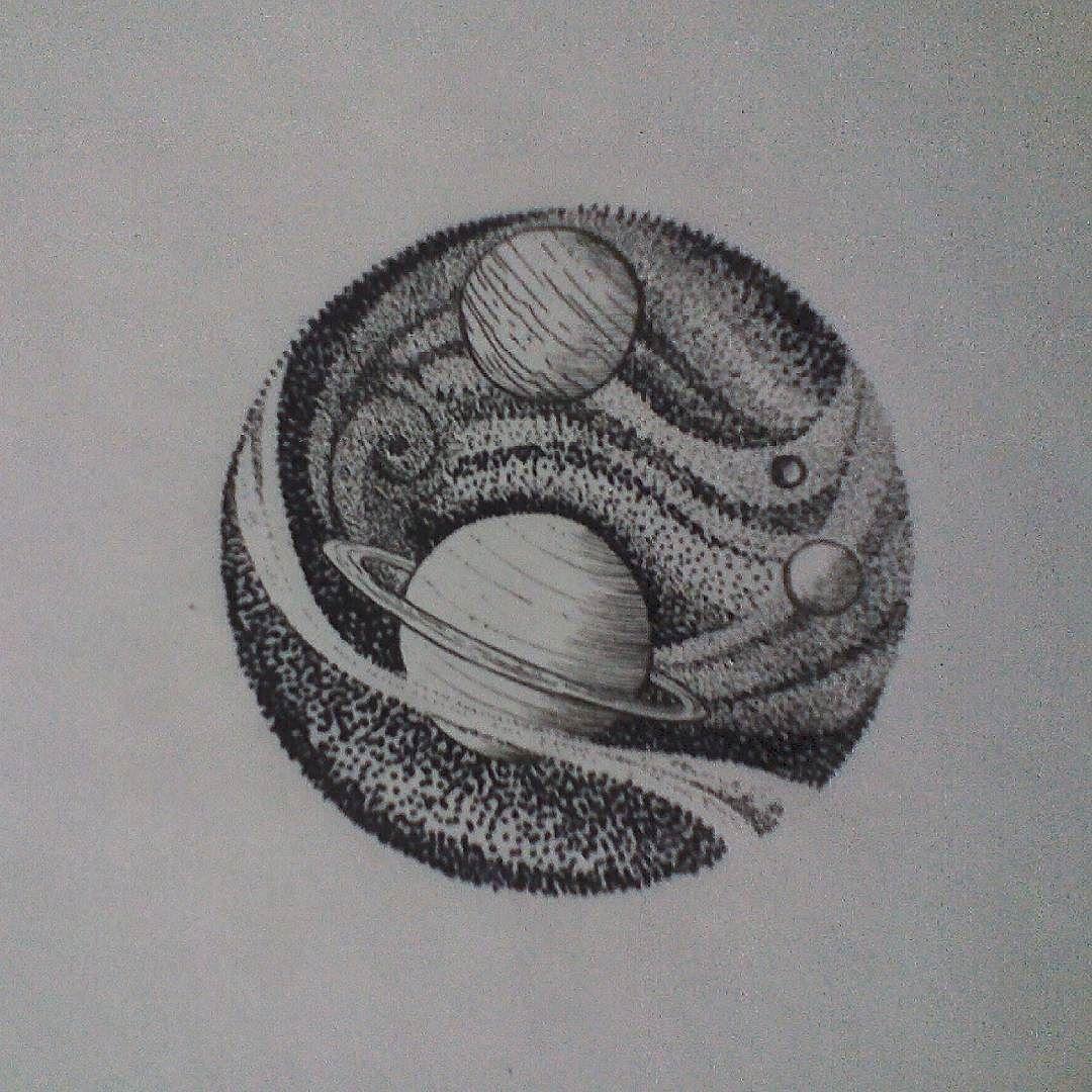 Drawn planet arm tumblr #14