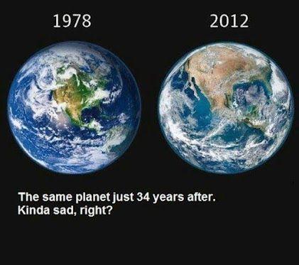 Drawn planet cool earth #12