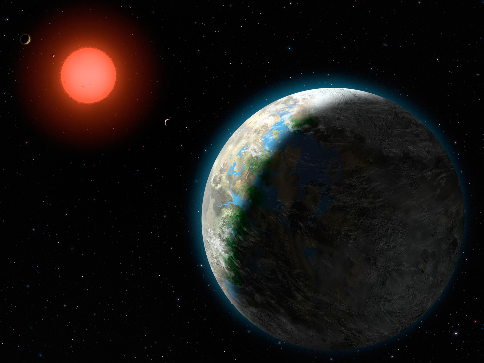 Drawn planet individual #9