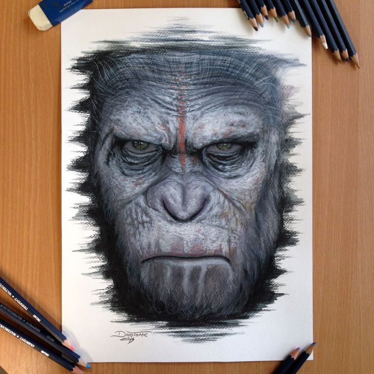 Drawn planet realistic @deviantART com Caesar best the