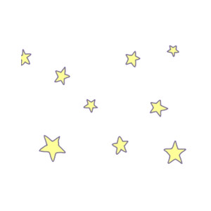 Drawn stars tumblr transparent Stars fun transparent flower &