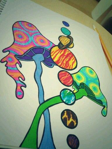 Drawn planet trippy 20+ ideas Best Trippy on