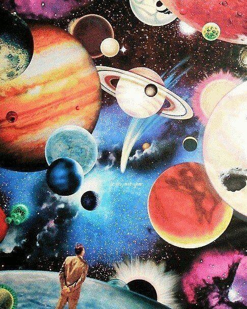 Drawn planet trippy Pics tumblr #trippyart #lsd a