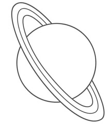 Drawn planet uranus planet  Neptune Coloring Pages Neptune