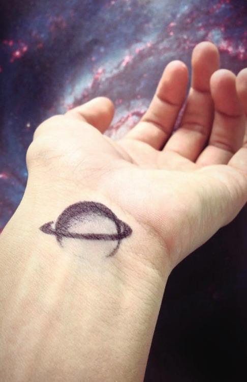 Drawn planets arm Planet drawing Dominika stars tattoo