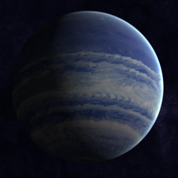 Drawn planets barren HUGE in Types I Ideas