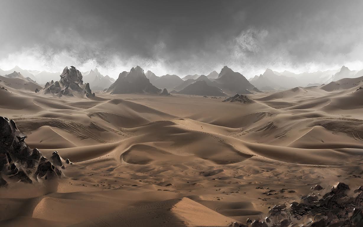 Drawn planets barren Precursors the 2015 Barren of