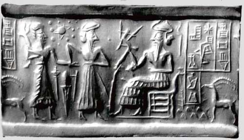 """Drawn planets clay System?"""" Artifact about """"solar Sumerian"""