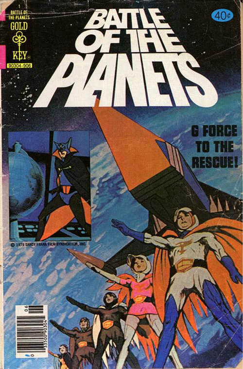 Drawn planets comic Drawn Nobody BOTP comics license
