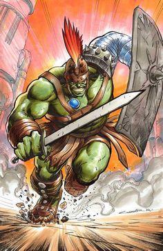 Drawn planets comic Planet Hulk Marvel Hulk Pinterest