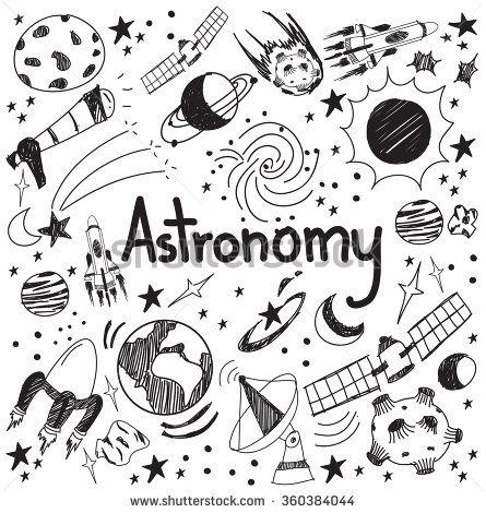 Drawn planets doodle On ideas Best Pinterest 25+