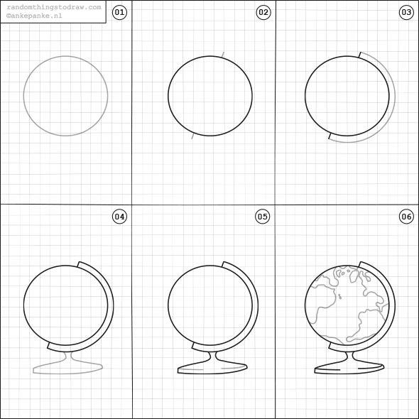 Drawn planets easy  Pinterest Planet ideas 25+