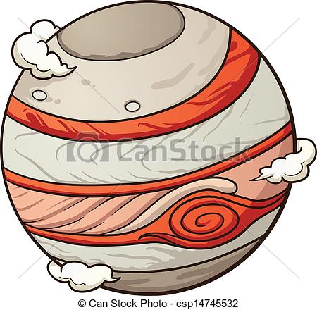 Mars clipart space travel Vector Jupiter of Jupiter Planet