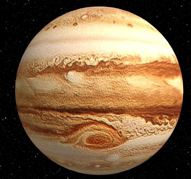 Drawn planets jupiter Lerne jupiter PLANET planet JUPITER