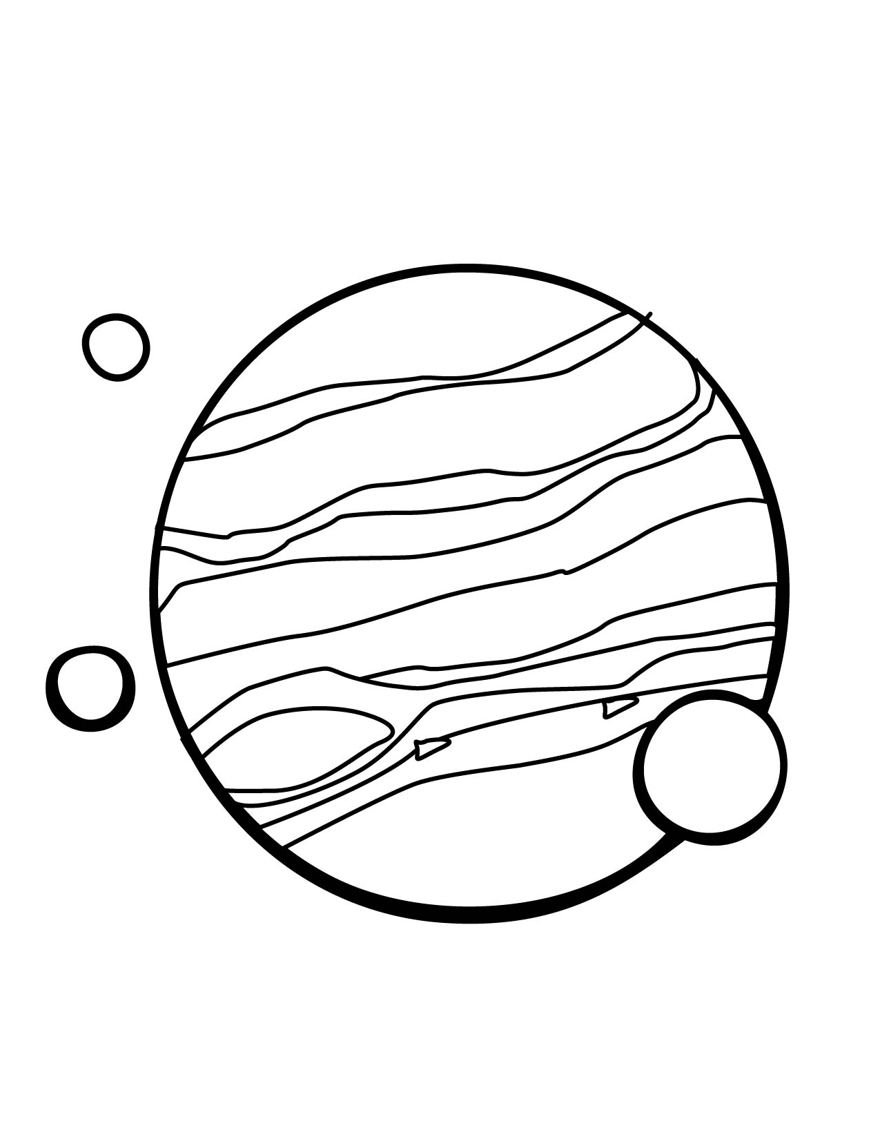 Mars clipart science subject Kids Largest Jupiter 6 System