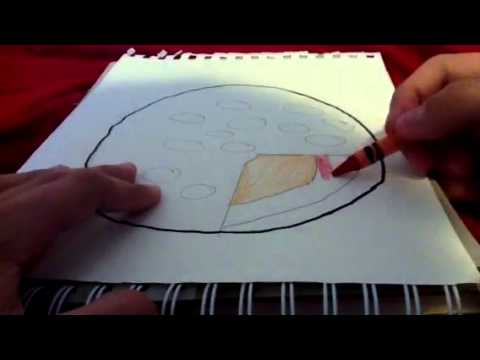Drawn planets mercury Planets Mercury and YouTube Sketching