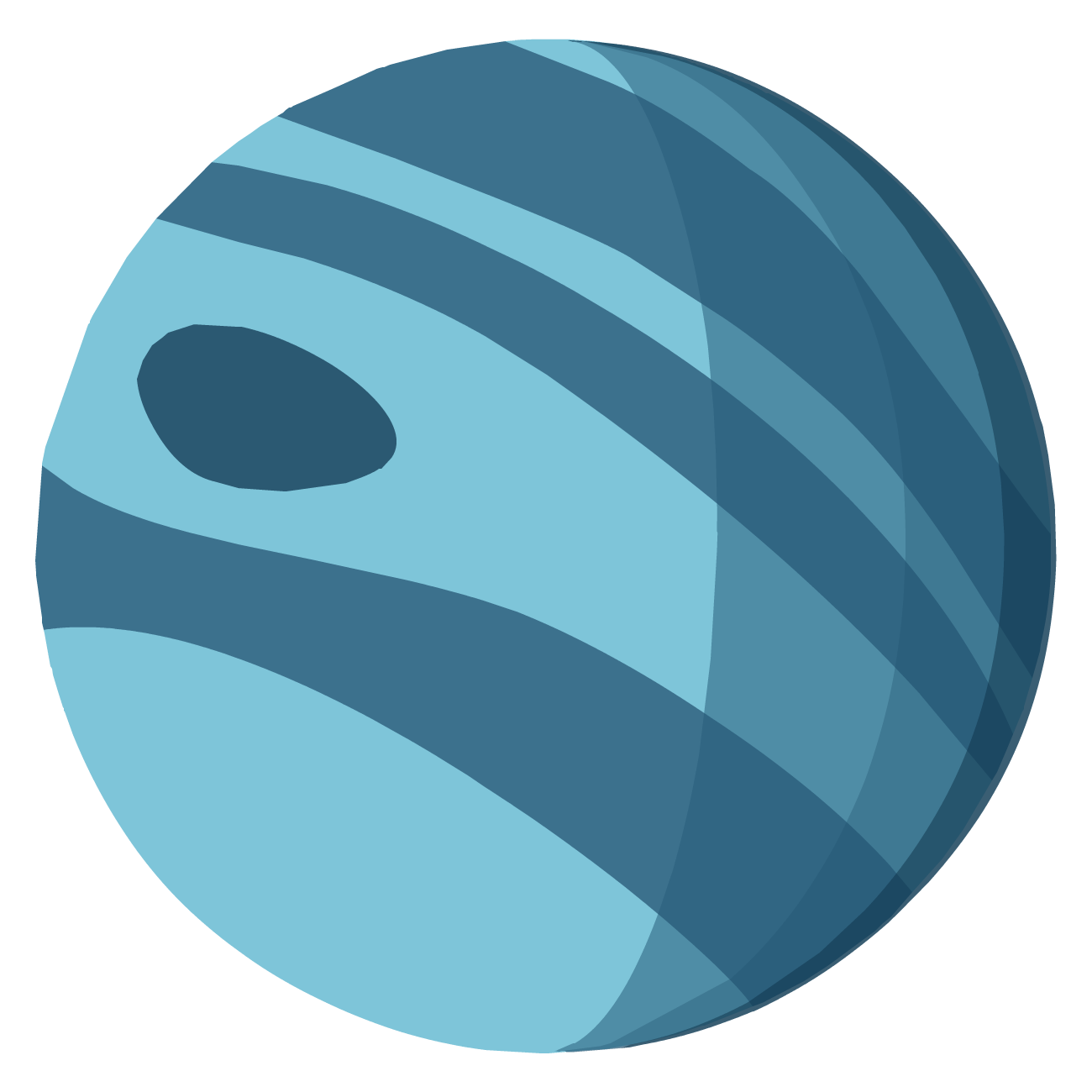 Planets clipart ring png PlanetsCartoon ECI201 cartoon planet Pinterest