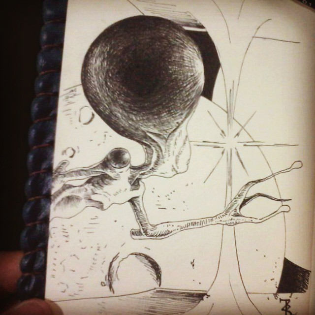 Drawn planets pencil drawing #drawing RODRIGO #universe J #draw