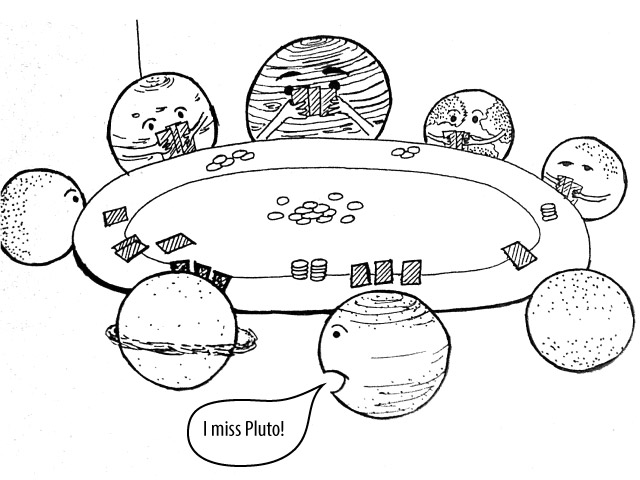 Drawn planets pluto planet  Page [Archive] Community 2