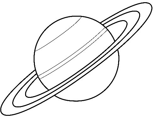 Drawn planets printable Pages literature unit astronomy about