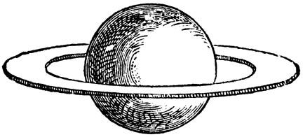 Drawn planets saturn Saturn's Cosmos NASA's ring